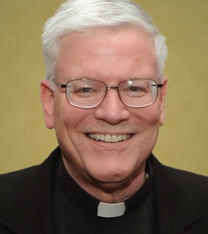 Fr. Mike Slattery, OSA