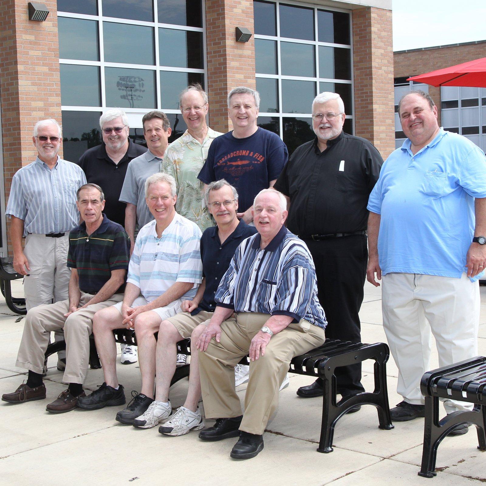 Augustinian Seminary Alumni Reunion 2013