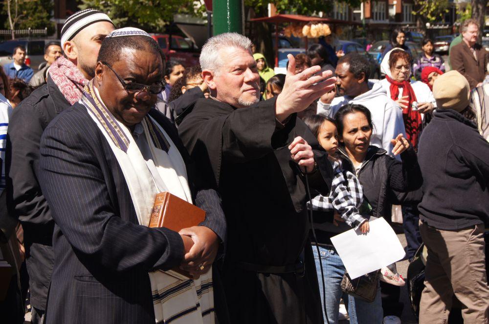 Father Tony Pizzo, OSA - Pastor of St. Rita Parish Chicago