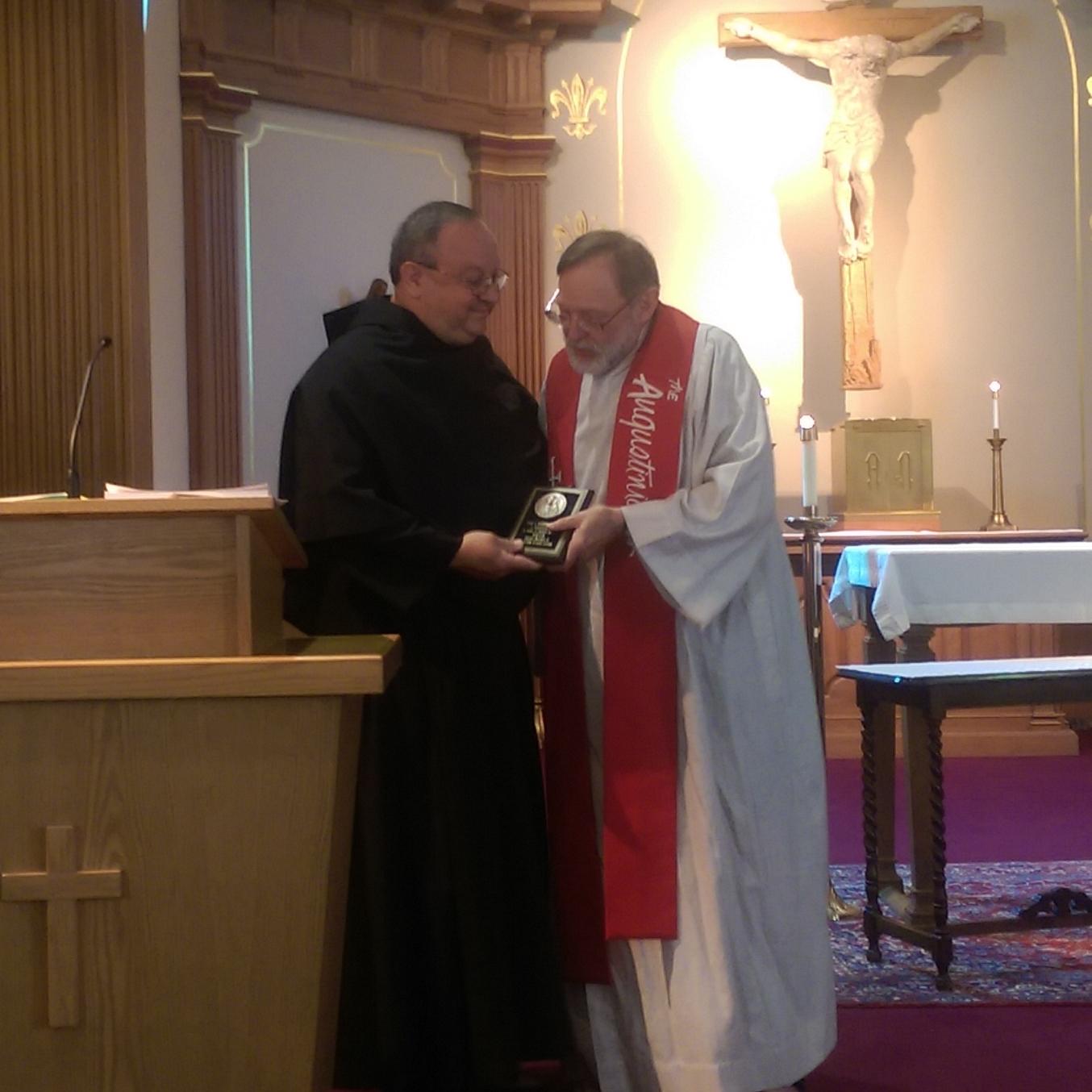Fr. Terry Deffenbaugh, OSA