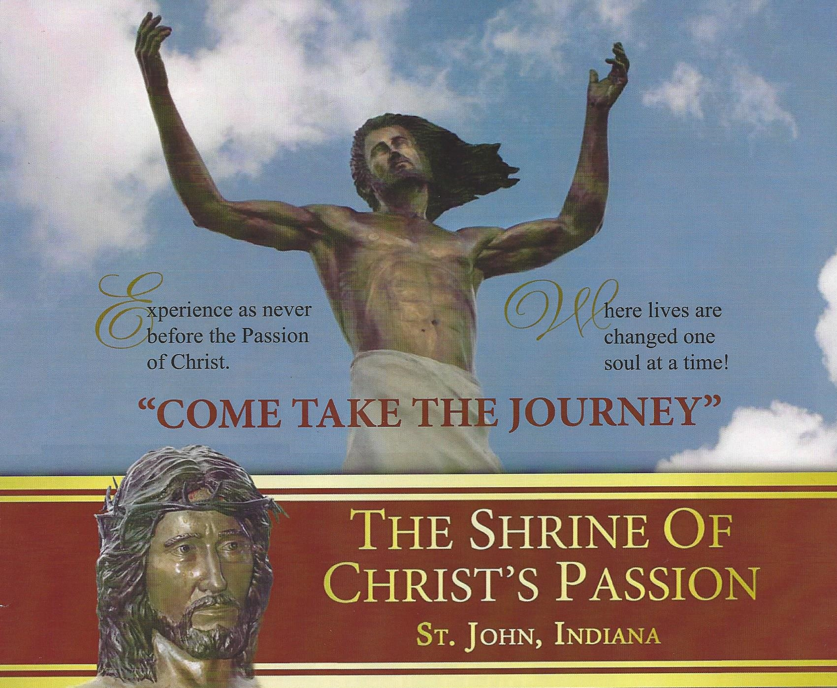 The Shrine of Christ's Passion Indiana