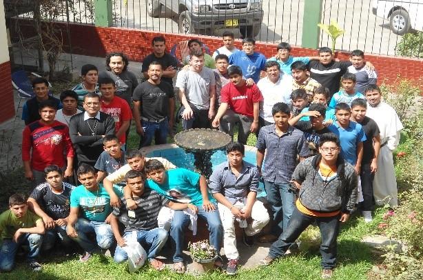2015 Augustinian Vocations Retreat in Trujillo, Peru
