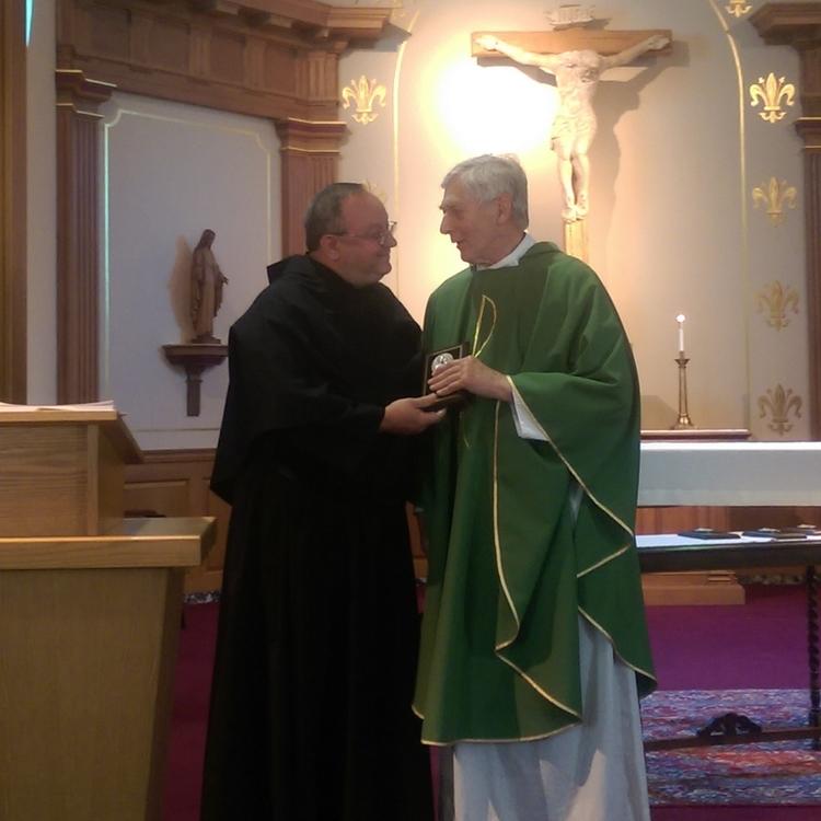 Taggart 50th anniversary of priesthood