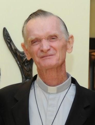 Bishop Dan Turley, OSA