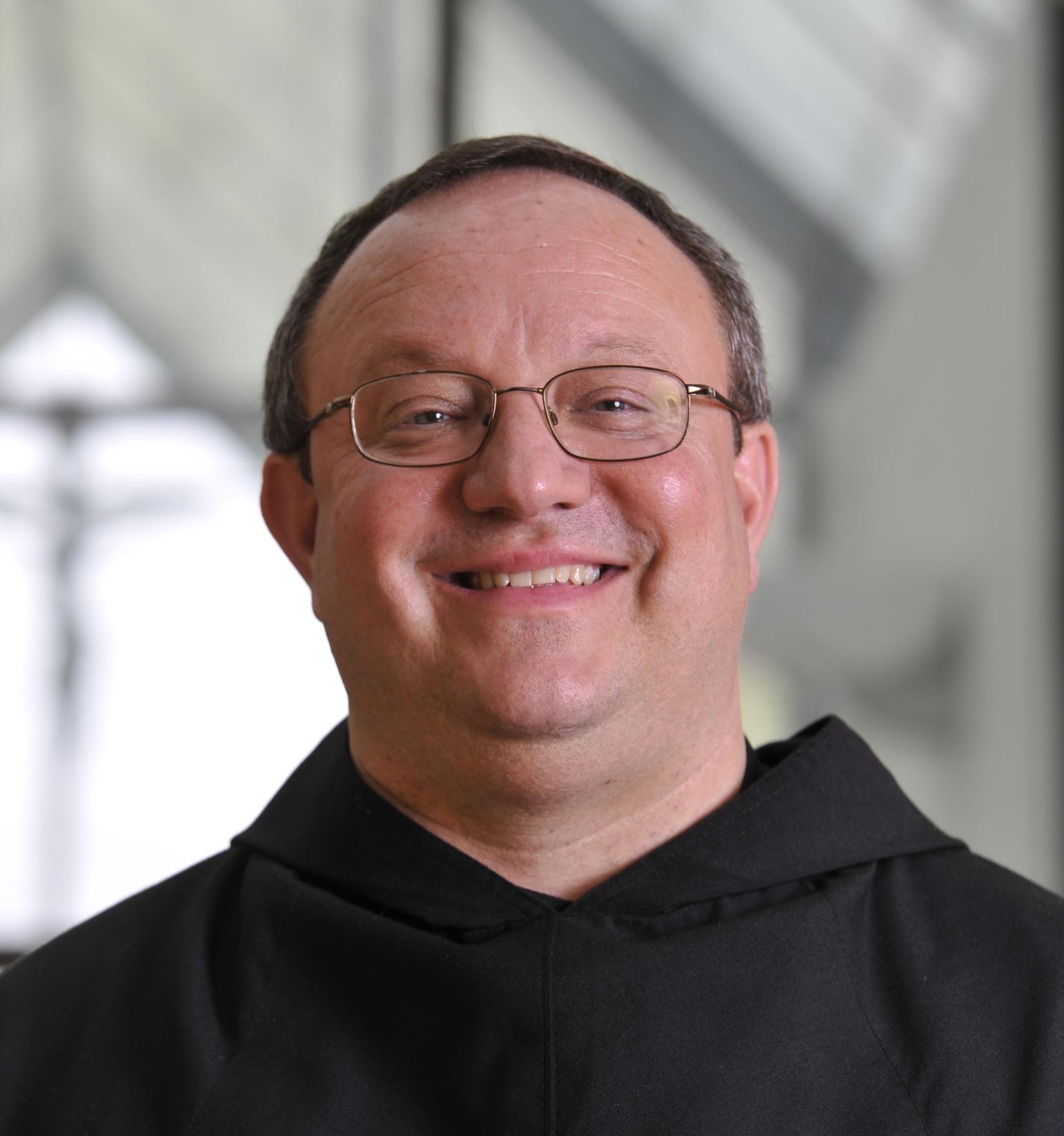 Fr. Bernie Scianna, OSA