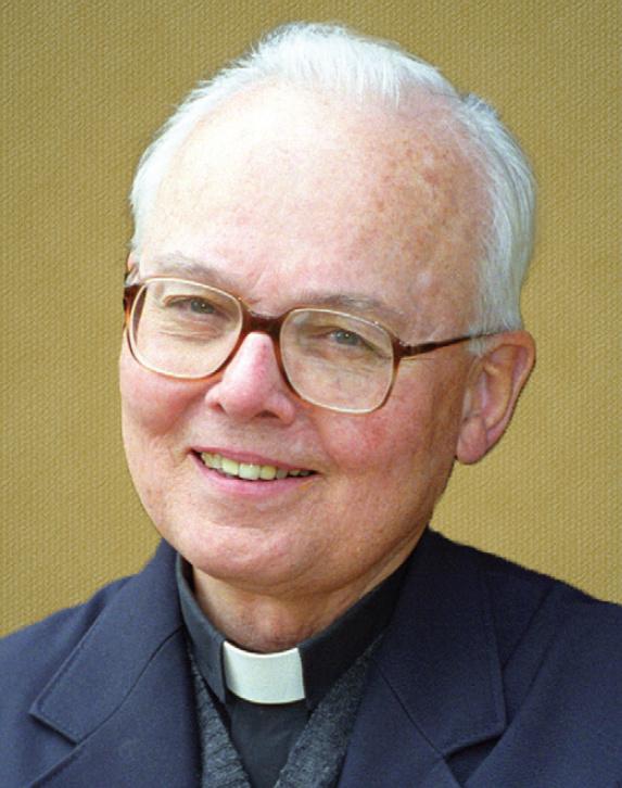 Fr. Ted Tack, O.S.A.