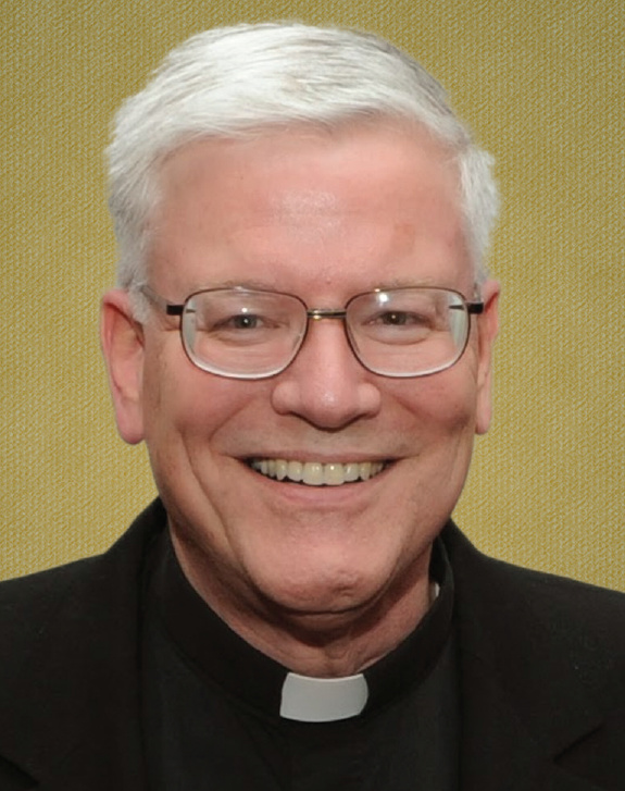 Fr. Mike Slattery, O.S.A.