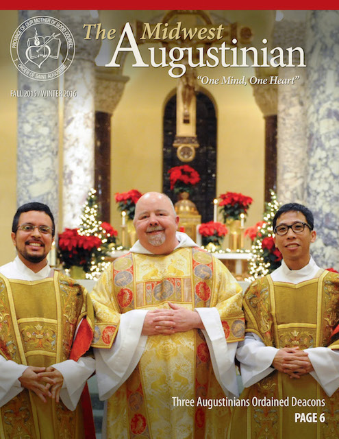 Fall 2015/Winter 2016 Issue of The Midwest Augustinian