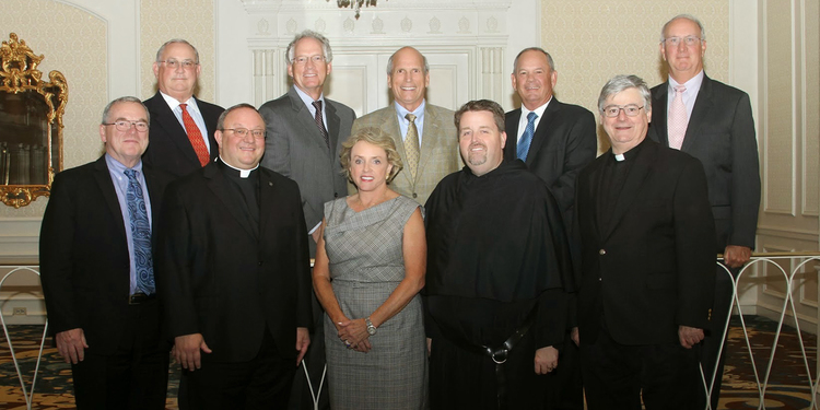 Thank you to the  Continuing Our Journey of Faith  capital campaign cabinet, chaired by Milann H. Siegfried