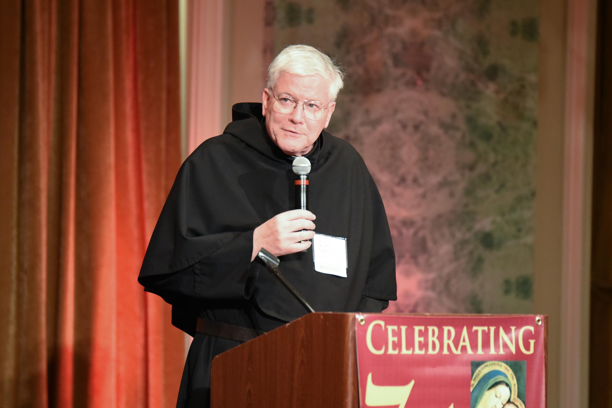 Father Mike Slattery OSA