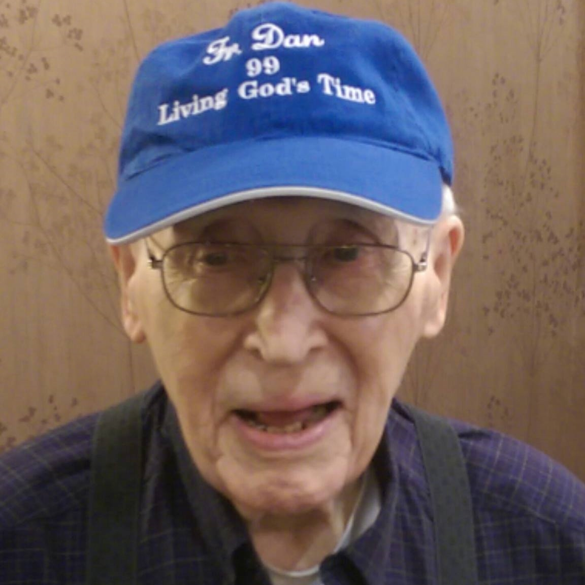 Fr. Dan Hartigan, O.S.A., a retired Augustinian living in Chicago, celebrated his 99th birthday in June 2016.