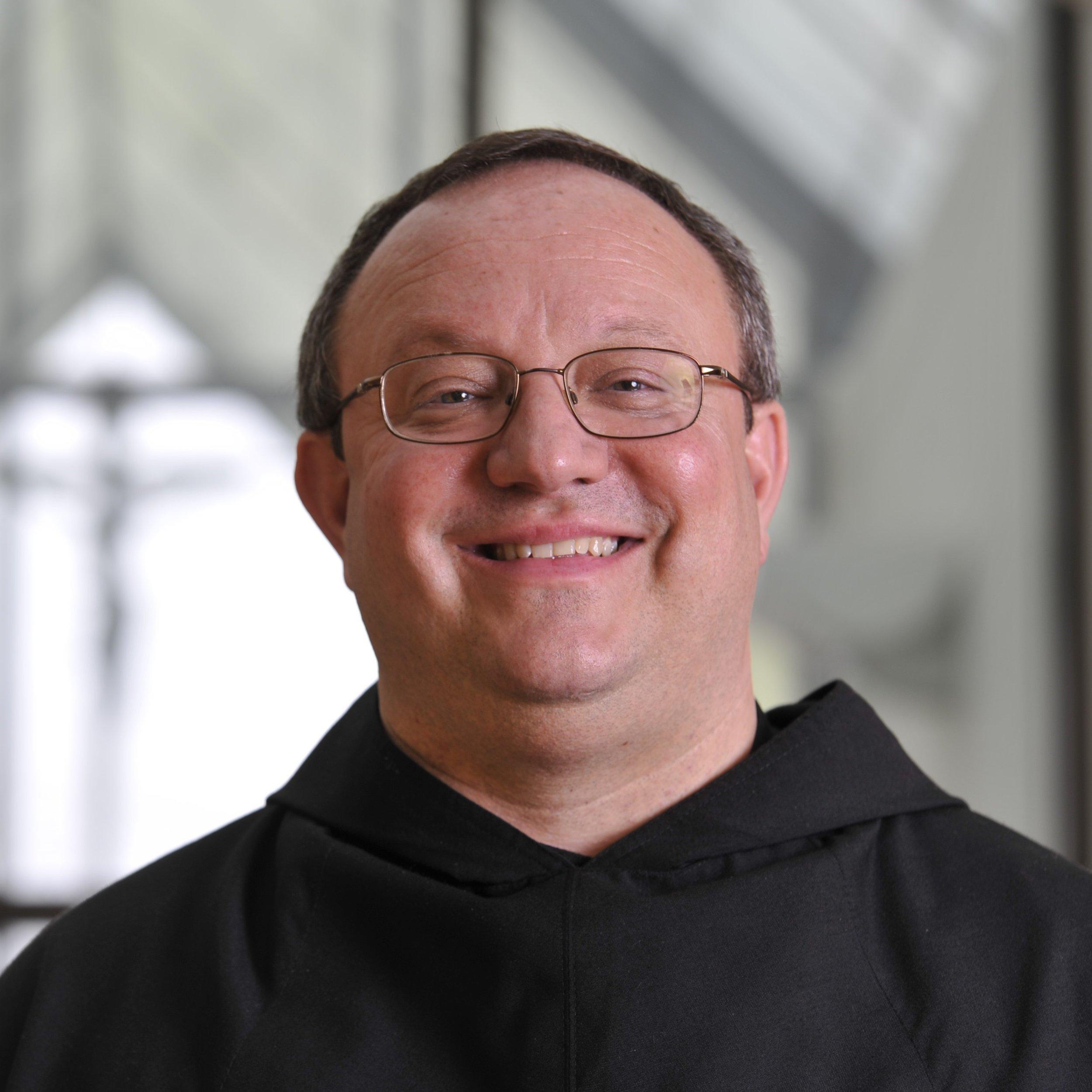 Fr. Bernie Scianna, O.S.A.