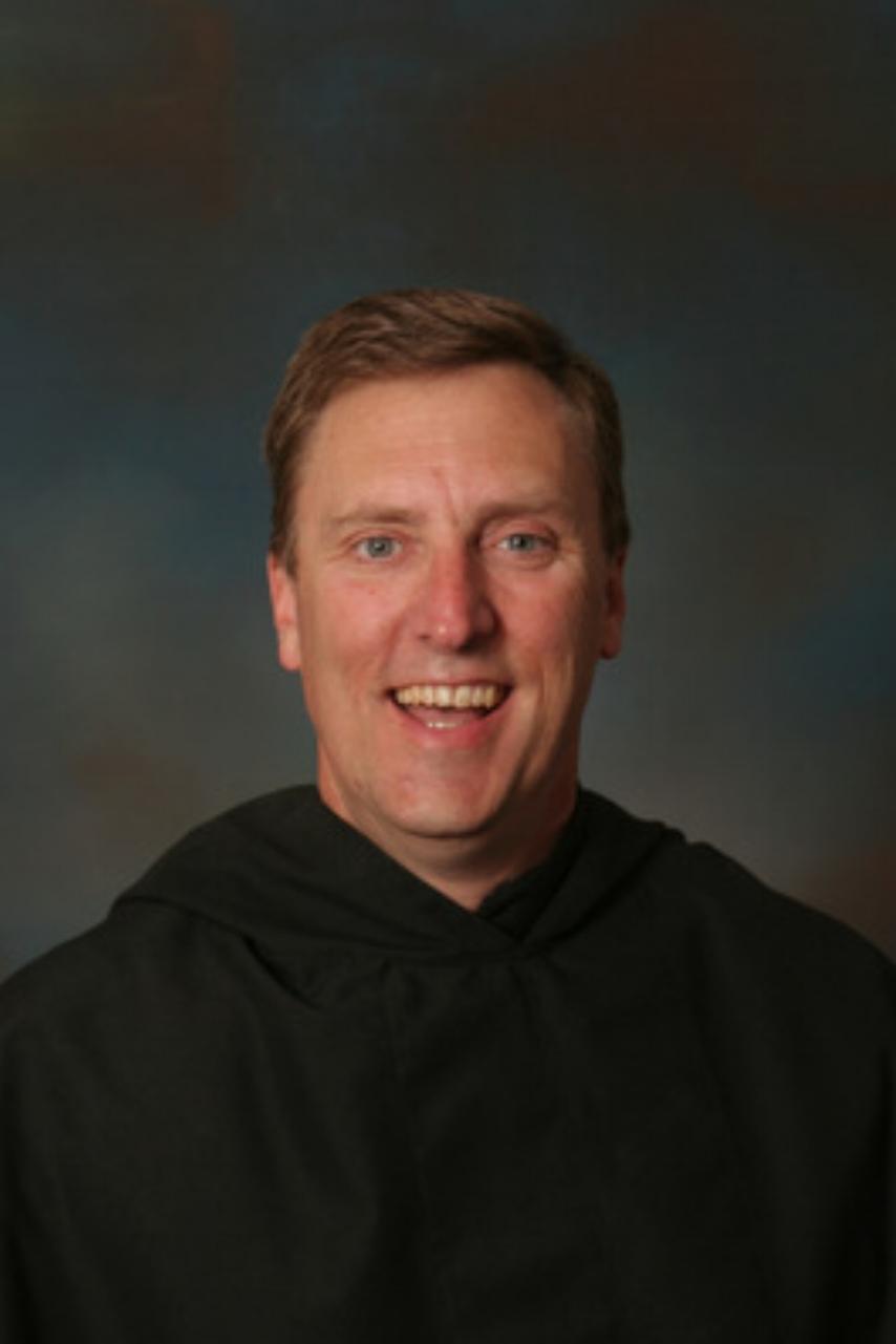 Fr. John Merkelis, O.S.A. - Vicar Provincial