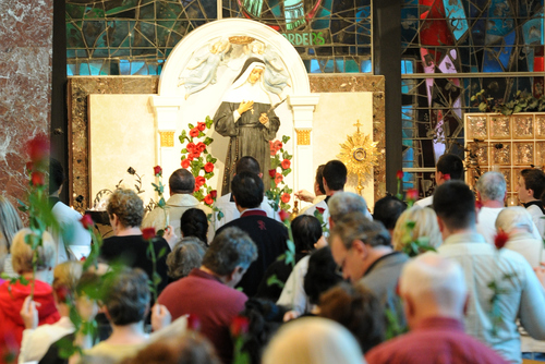 Feast of St. Rita of Cascia 2014