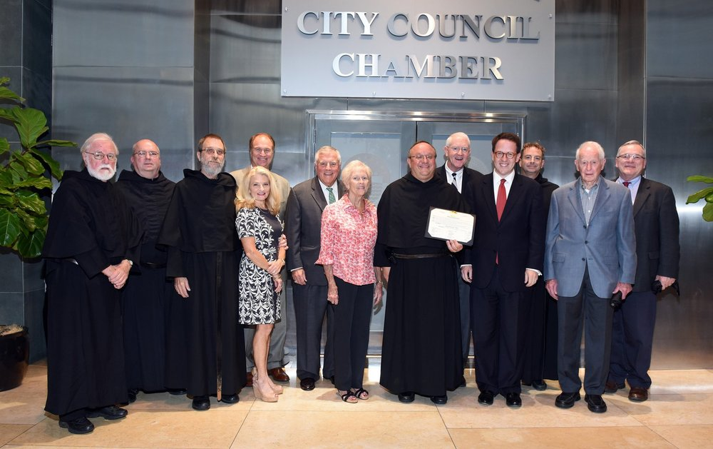 augustinian day 2015 in tulsa