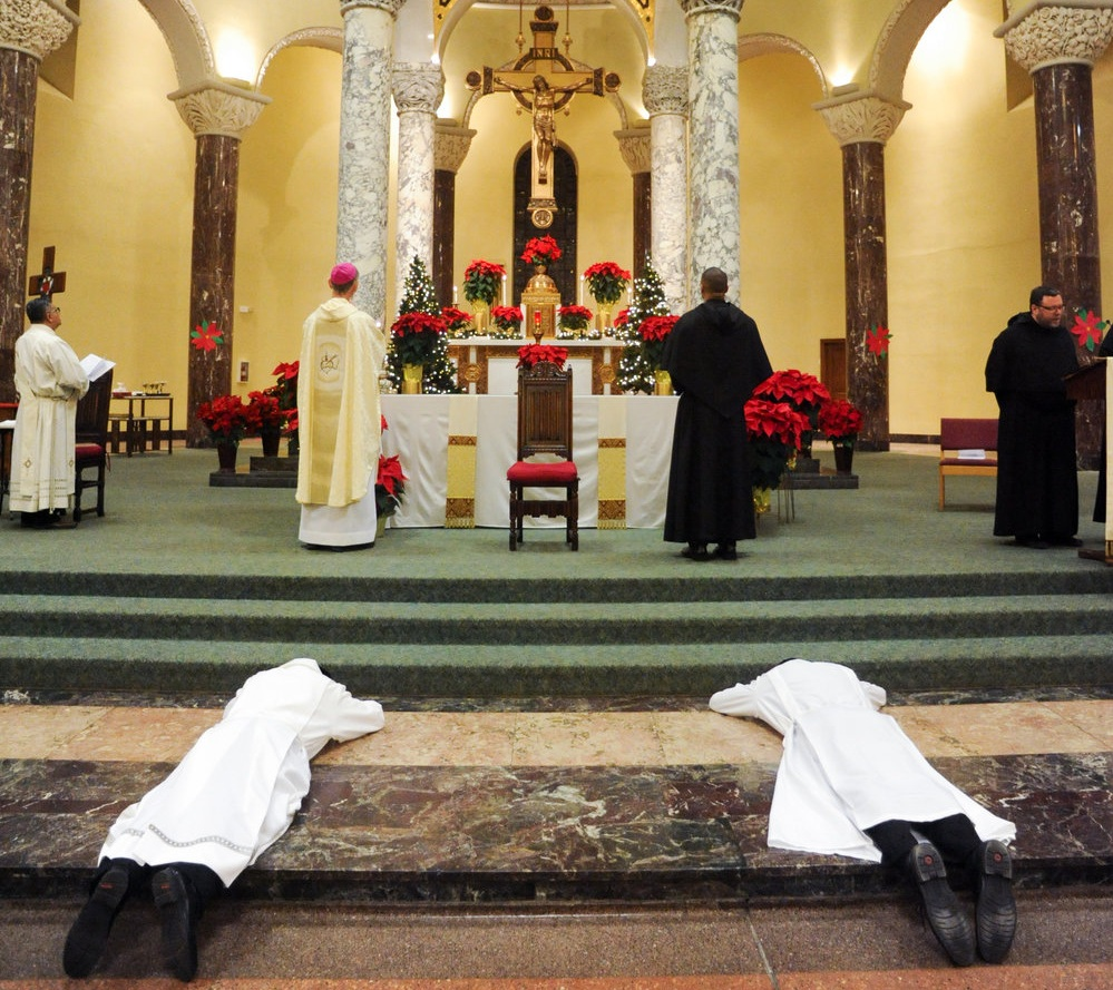 ordinations to the diaconate 2017