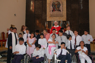 sacraments for children with special needs 2013