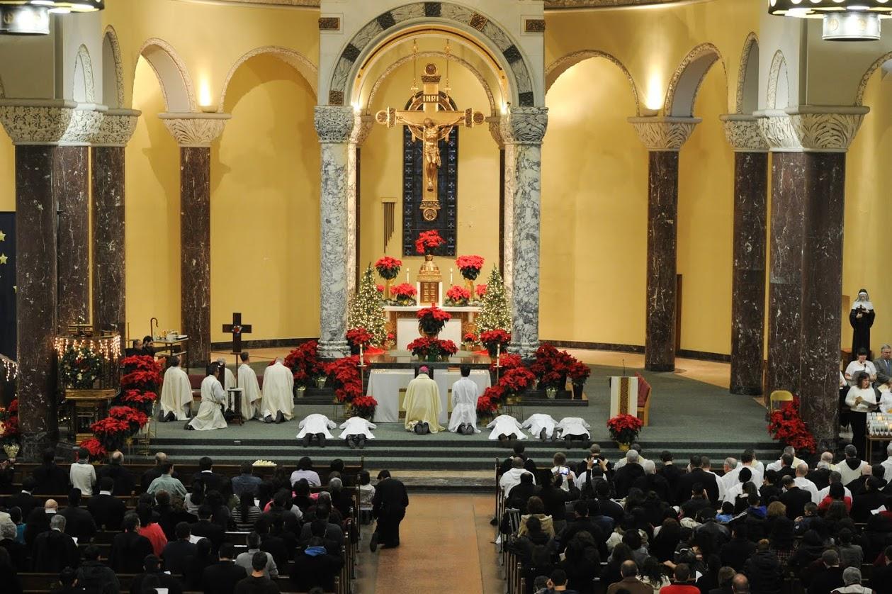 diaconate ordination 2013