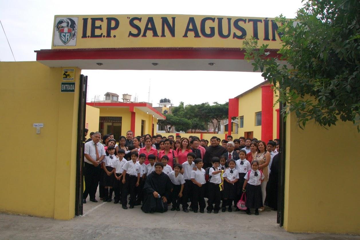 opening of colegio san agustin 2013