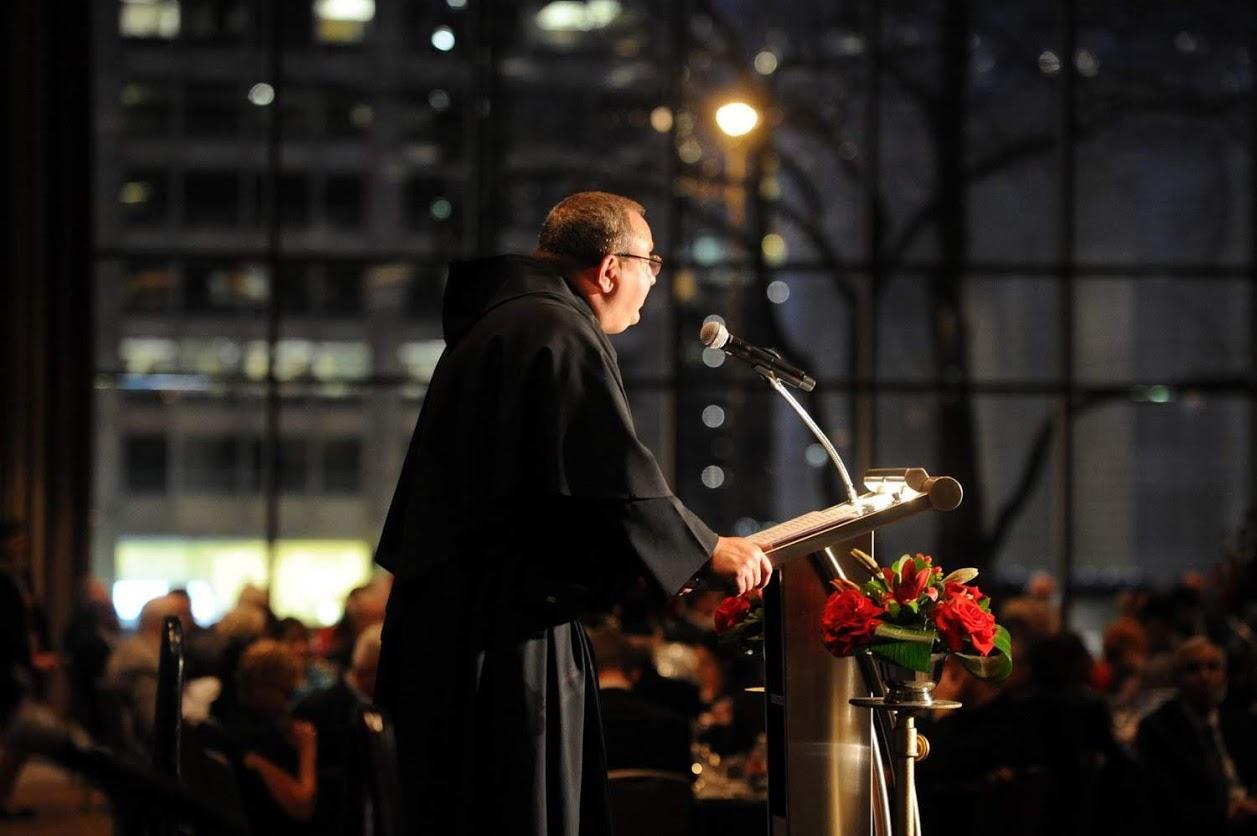 Inaugural augustinian gala 2013