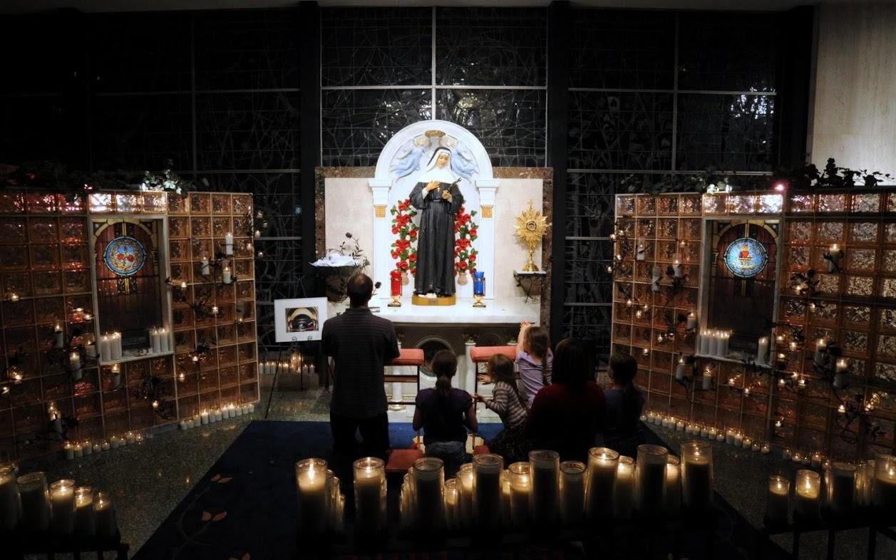 feast of st. rita of cascia 2013