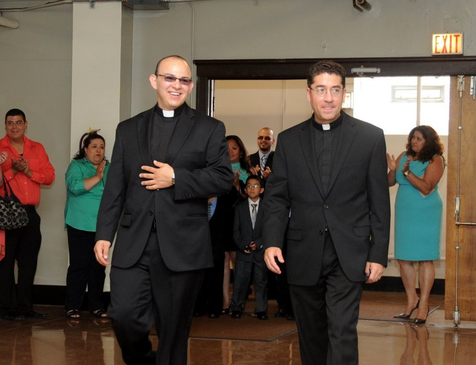 ordination to the priesthood reception 2013