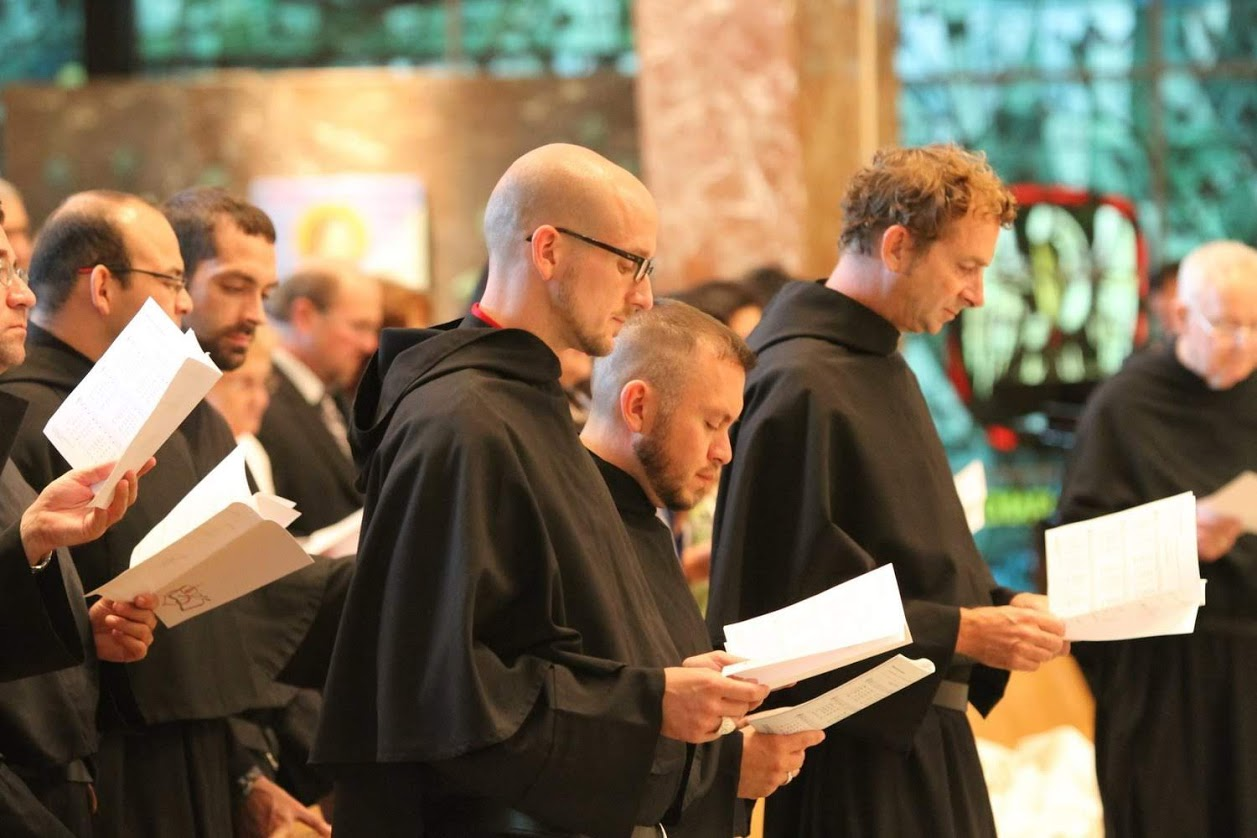 First Profession of Vows 2013