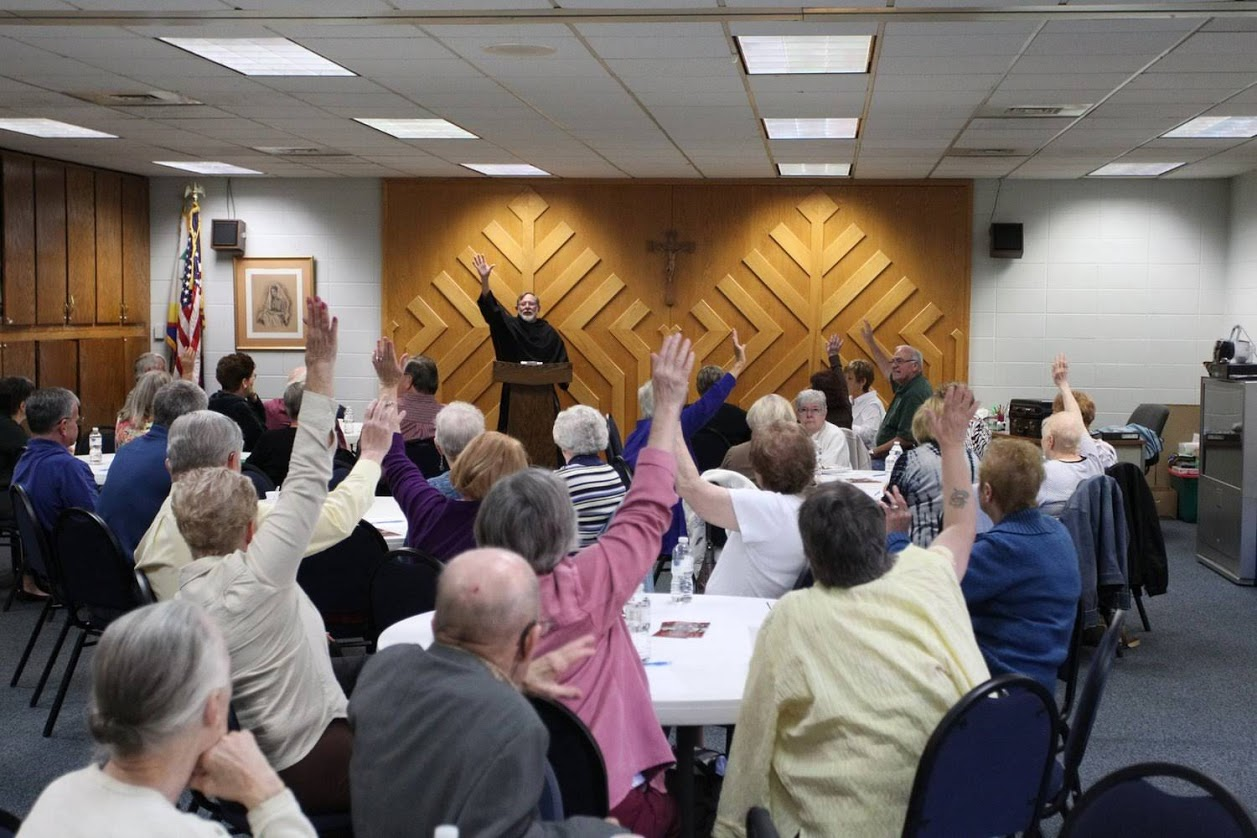 Augustinian Retreat - New Lenox 2013