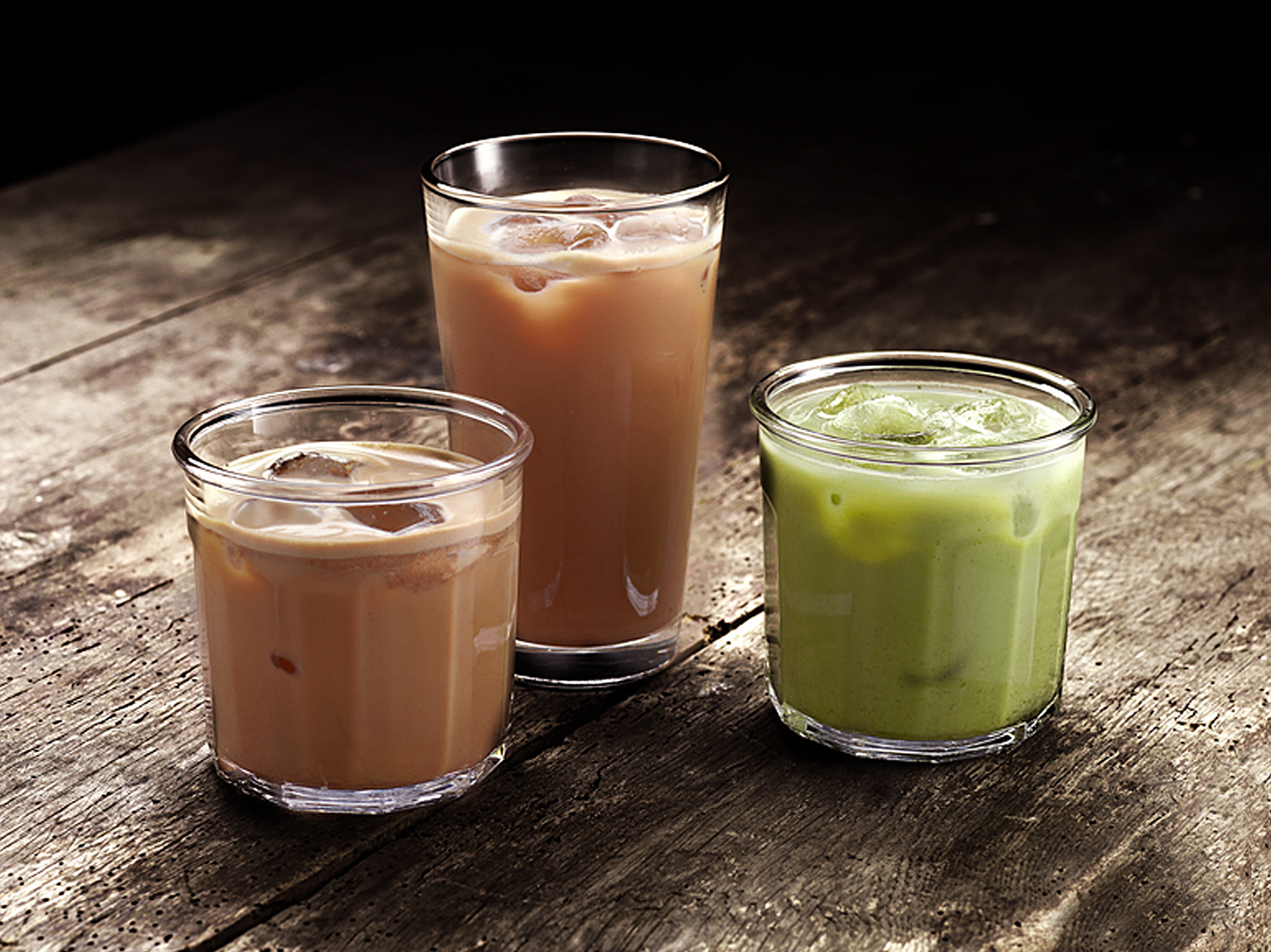 Chai Cooler - 1) Make a paste by mixing 3-4 teaspoons (approx 20g) of Mumbai Railway Chai with a splash of hot water.2) Add 8oz cold Milk or Mylk..3) Give it a good stir and Pour the hot Chai through a fine sieve into a glass with ice cubes and it's ready to drink! If you have a blender you can blend the Chai, milk and ice cubes into a smooth Chai Cooler.