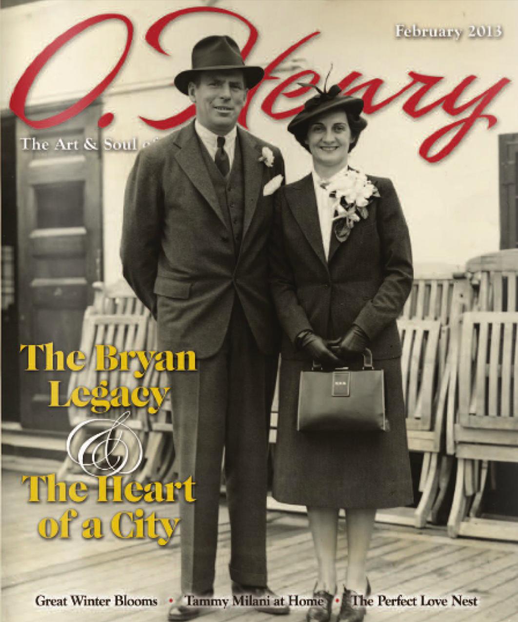 O'Henry Magazine, February 2013