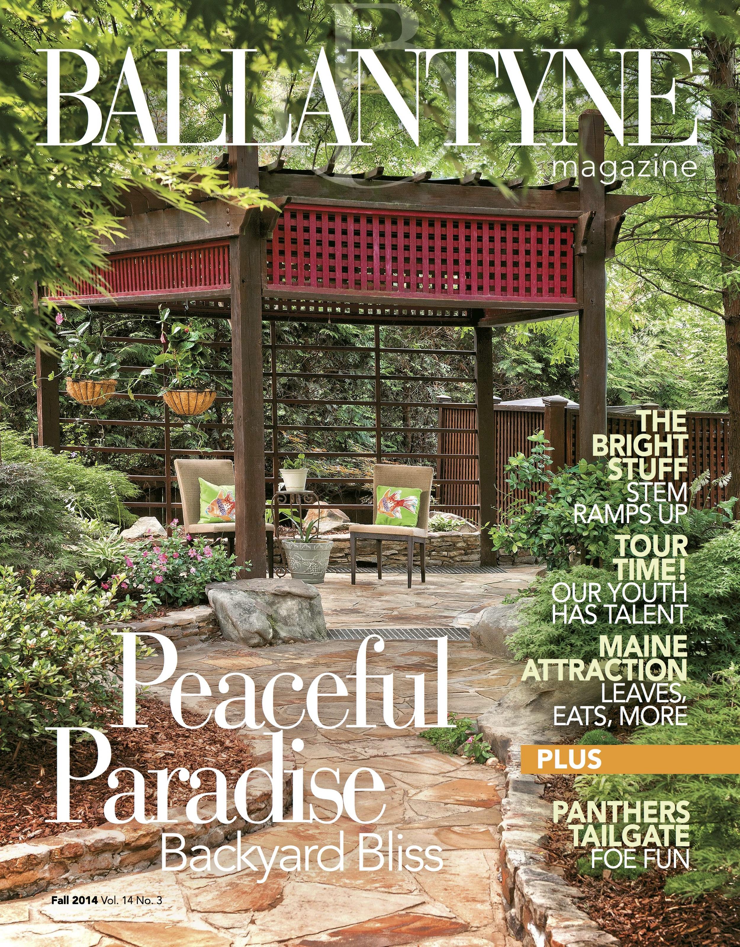 Ballantyne Magazine, Fall 2014