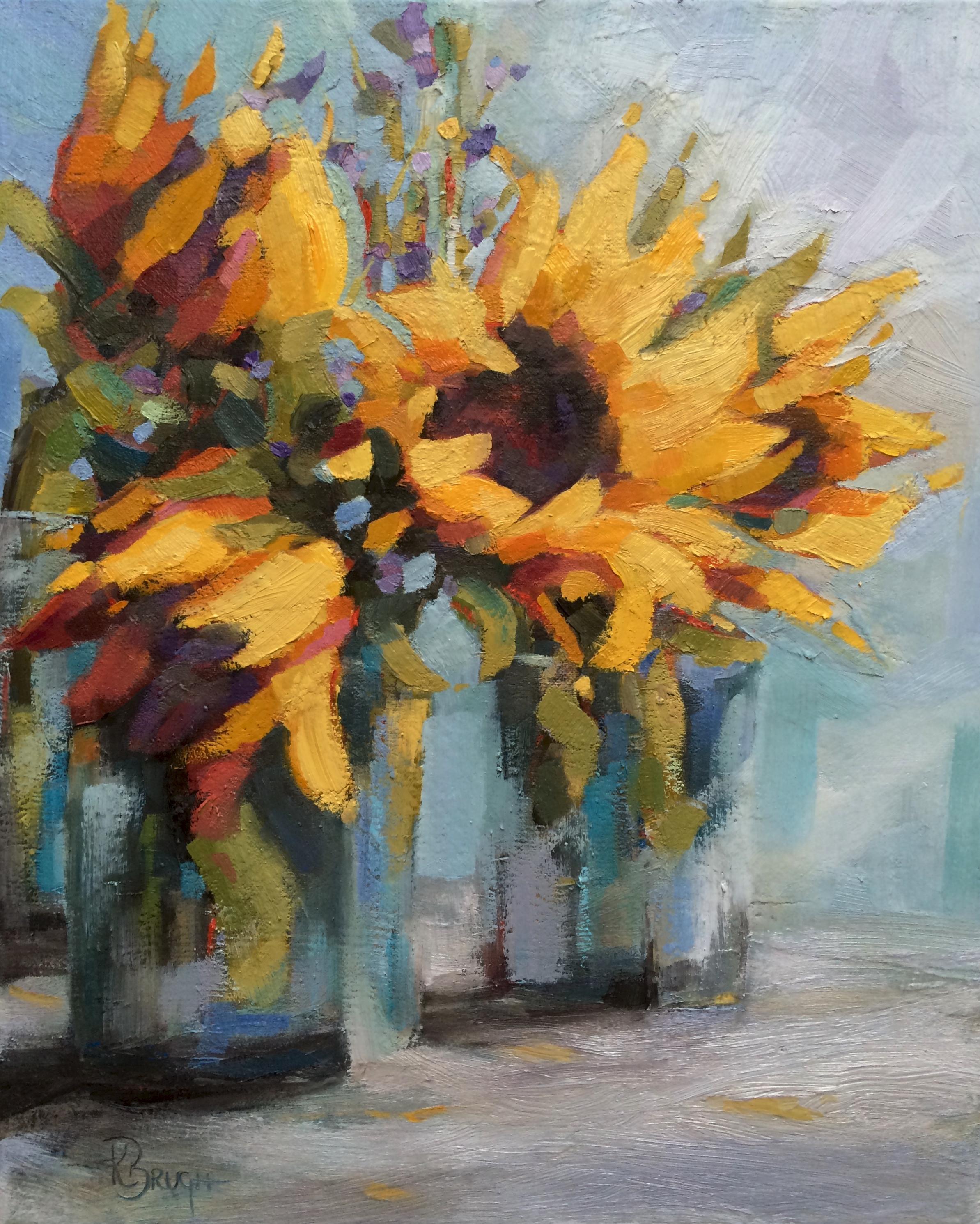 Kelley Brugh_Morning Sunshine_16x20, Oil on canvas.jpg