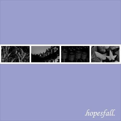 "Hopesfall - ""The Frailty of Words"""