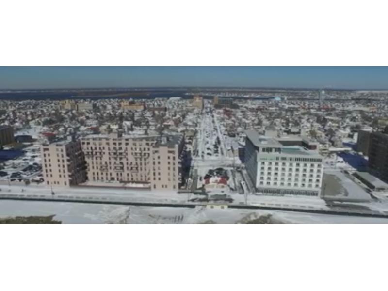 2016 Beach Aerial