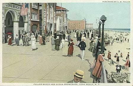 1910 Fuller Block & Promenade