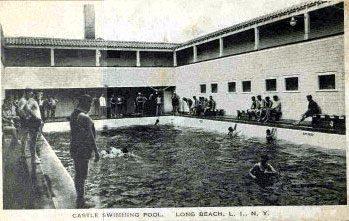 Castle Swimming Pool