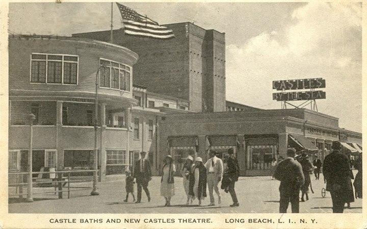 Castle Baths New Castle Theatre