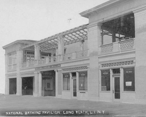 National Bathing Pavillion 1910