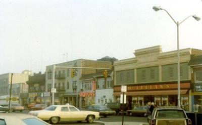 Park Avenue Looking East  1980's 2.jpg