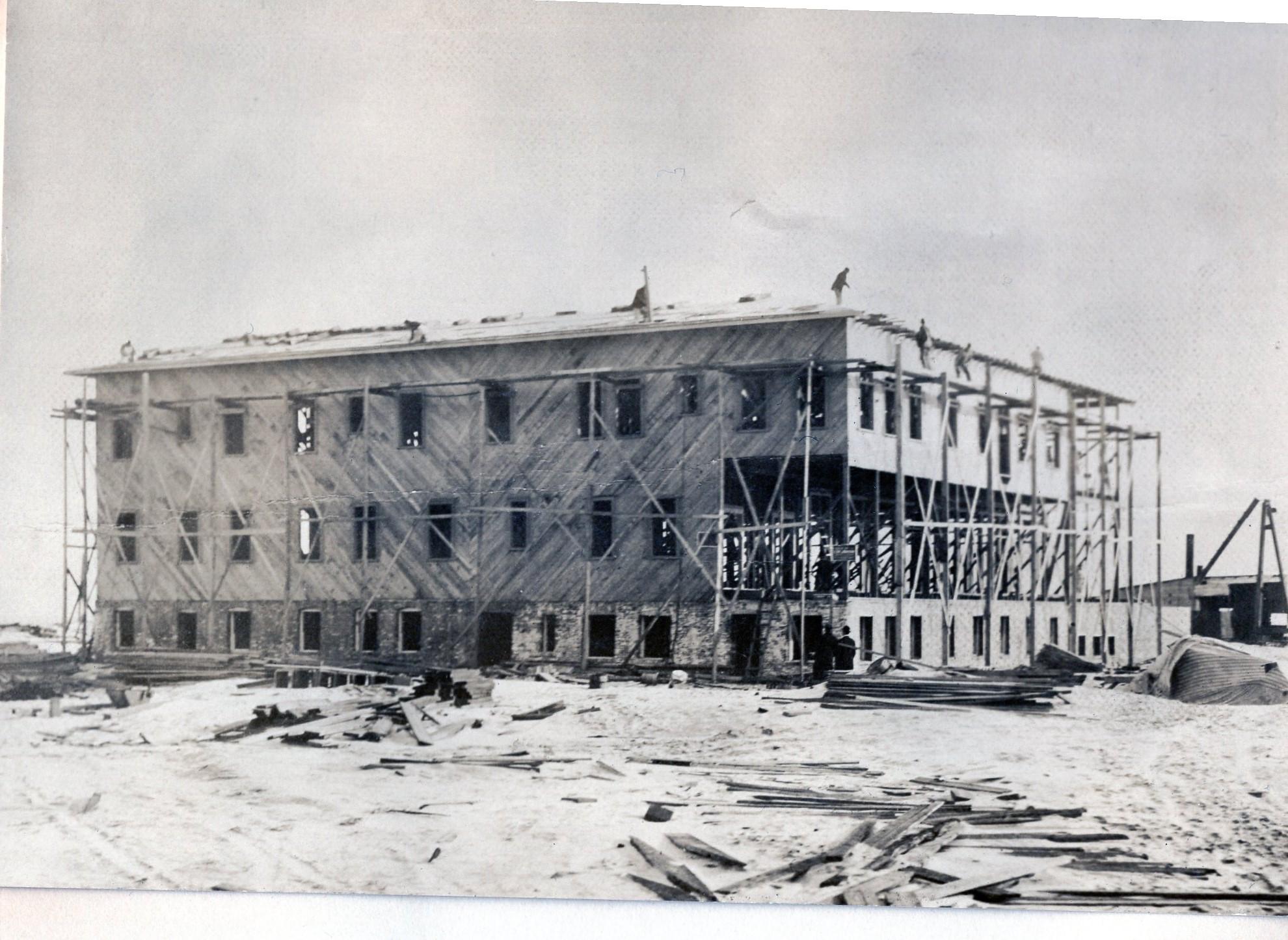 Casino Construction