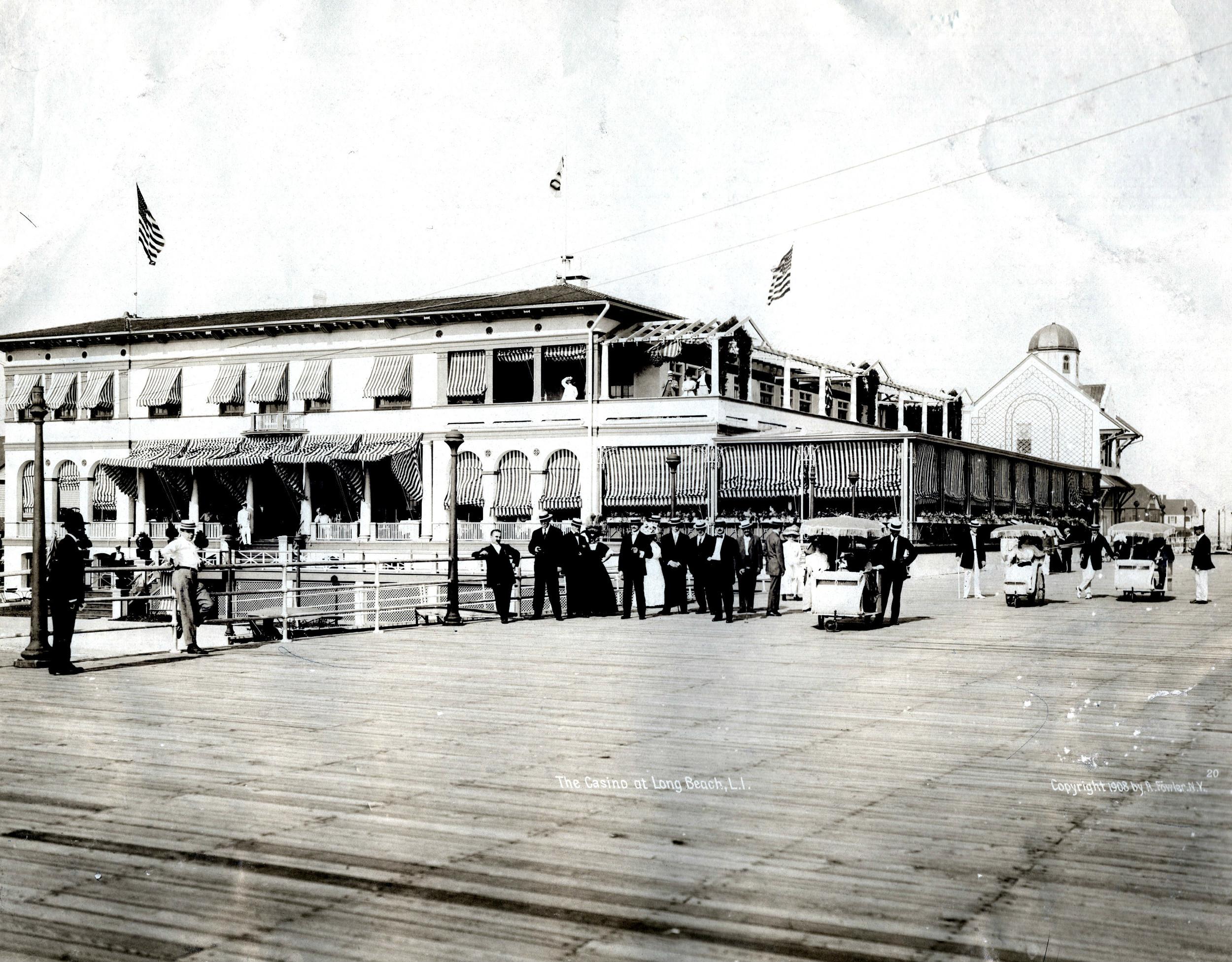 Casino 1908 Long Beach Blvd.