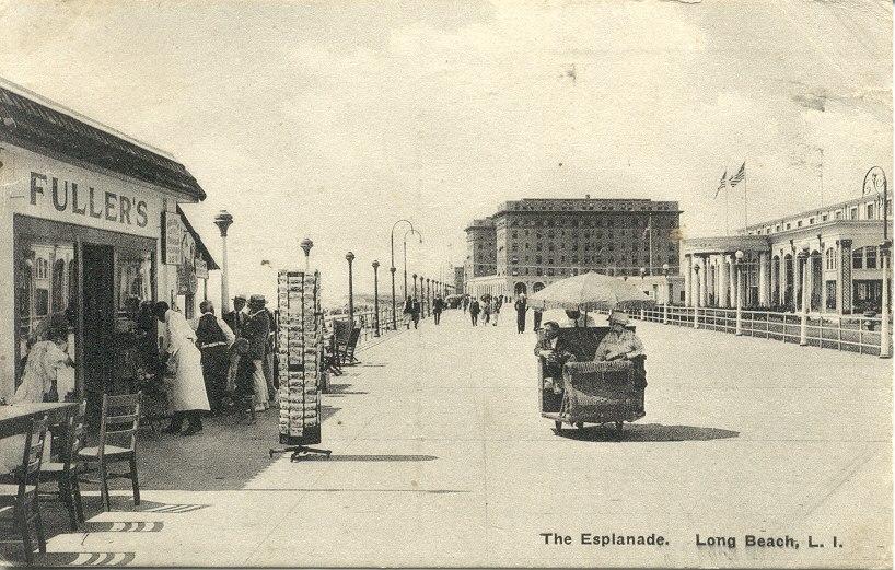 Boardwalk Esplande
