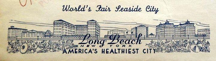 Long Beach 1938 Envelope