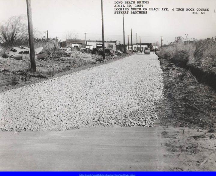 Long Beach  Bridge Looking North April 30, 1954.jpg