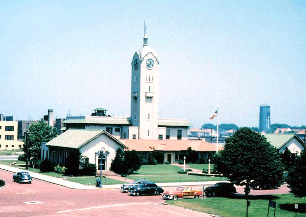 Long Beach City Hall  Old Clock Tower 2.jpg