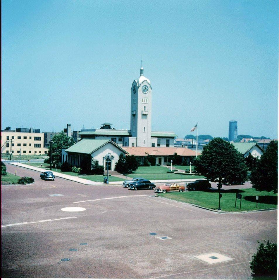 Long Beach City Hall  Old Clock Tower 3 Dr. Tydings.jpg
