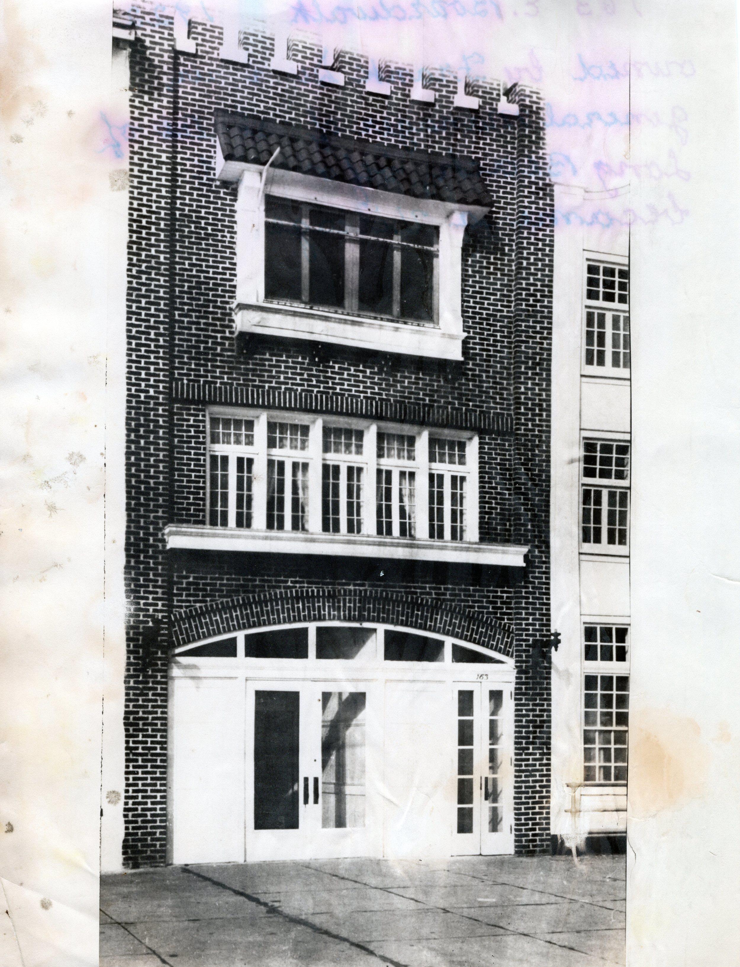 163 East Boardwalk Frank Summer Estates of L. B. 1922