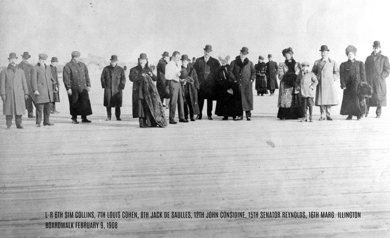 February 9, 1908 Senator Reynolds  Co.