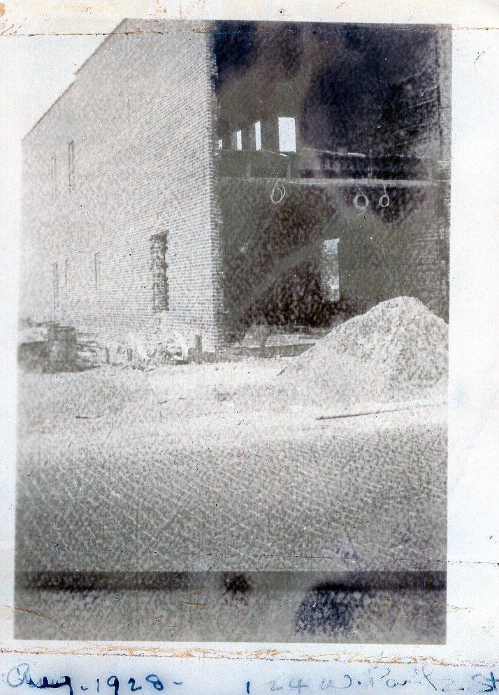 LONG BEACH PUBLIC LIBRARY 1928 124 W PARK CONSTRUCTION 1.jpg