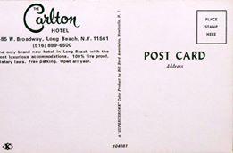Hotel Carlton 180 West Broadway Post Card.jpg